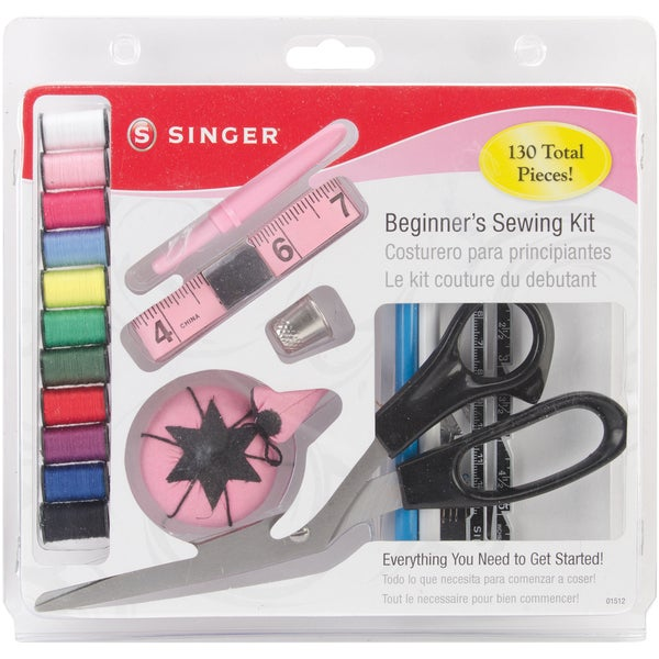 Singer Beginner's Sewing Kit