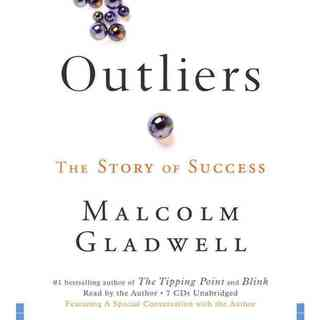 Outliers: The Story of Success (CD-Audio)