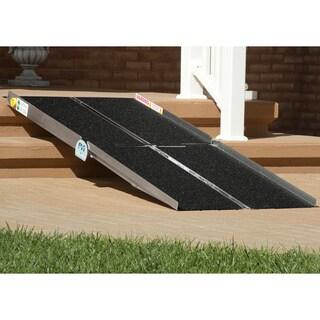 Portable 8-foot Multifold Ramp