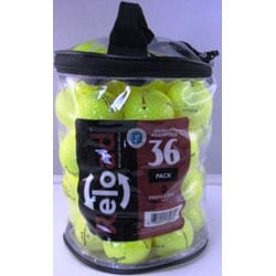 Thumbnail 1, Pack of 72 Optic Yellow Golf Balls (Recycled).
