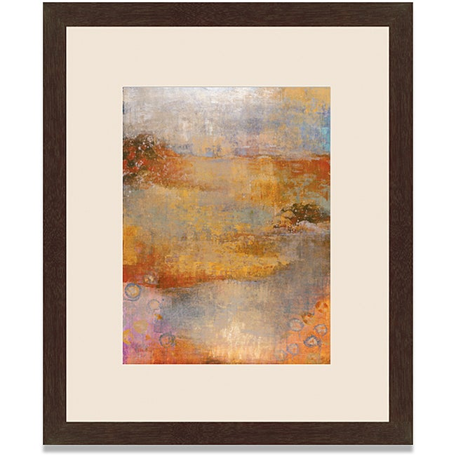 Gallery Direct Maeve Harris 'Umber View I' Framed Art Print