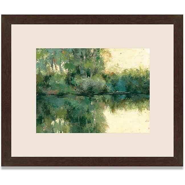 Gallery Direct Caroline Ashton 'Reflections' Framed Art Print
