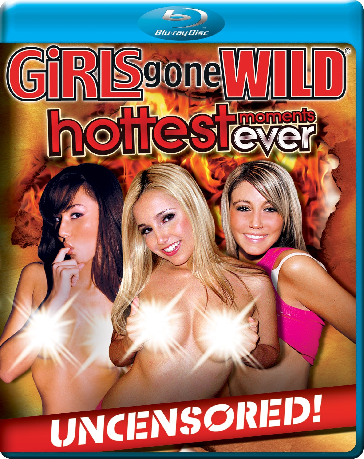 Girls Gone Wild: Hottest Moments Ever (Blu-ray Disc)