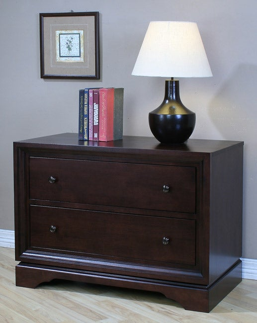 Armada 2-drawer Nightstand