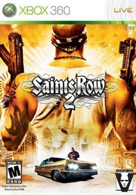 Xbox 360 - Saints Row 2