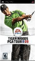 PSP - Tiger Woods PGA Tour 09