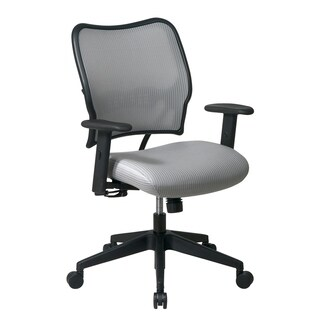 Office Star Deluxe Chair with Shadow VeraFlex® Back and VeraFlex® Fabric Seat - N/A