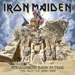 Iron Maiden - Somewhere Back In Time: The Best Of: 1980-1989