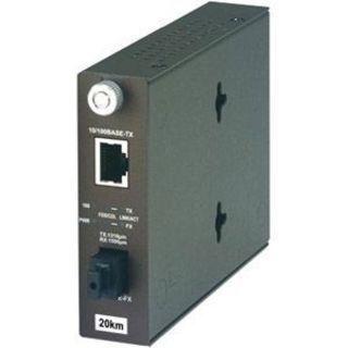 TRENDnet TFC-110S20D3 100Base-TX to 100Base-FX Dual Wavelength Single