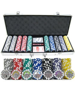 Casino Royale 500-piece Poker Chip Set
