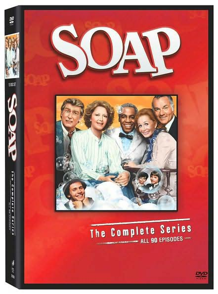 Soap: The Complete Series (DVD) - Thumbnail 0