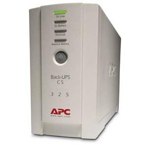 APC Back-UPS CS 325VA w/o Software
