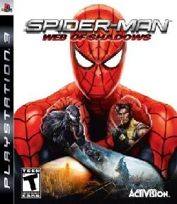 PS3 - Spider-Man: Web of Shadows