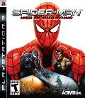 PS3 - Spider-Man: Web of Shadows