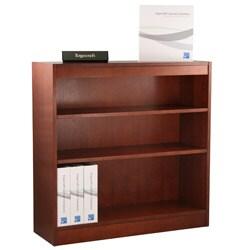 Ergocraft Laguna 3-shelf Wood Veneer Bookcase