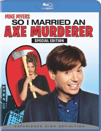 So I Married An Axe Murderer (Blu-ray Disc)