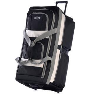 ebd2d1b60b76 Black Duffel Bags