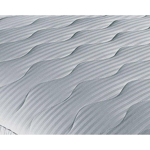 Beautyrest Cotton Sateen Stripe Mattress Pad