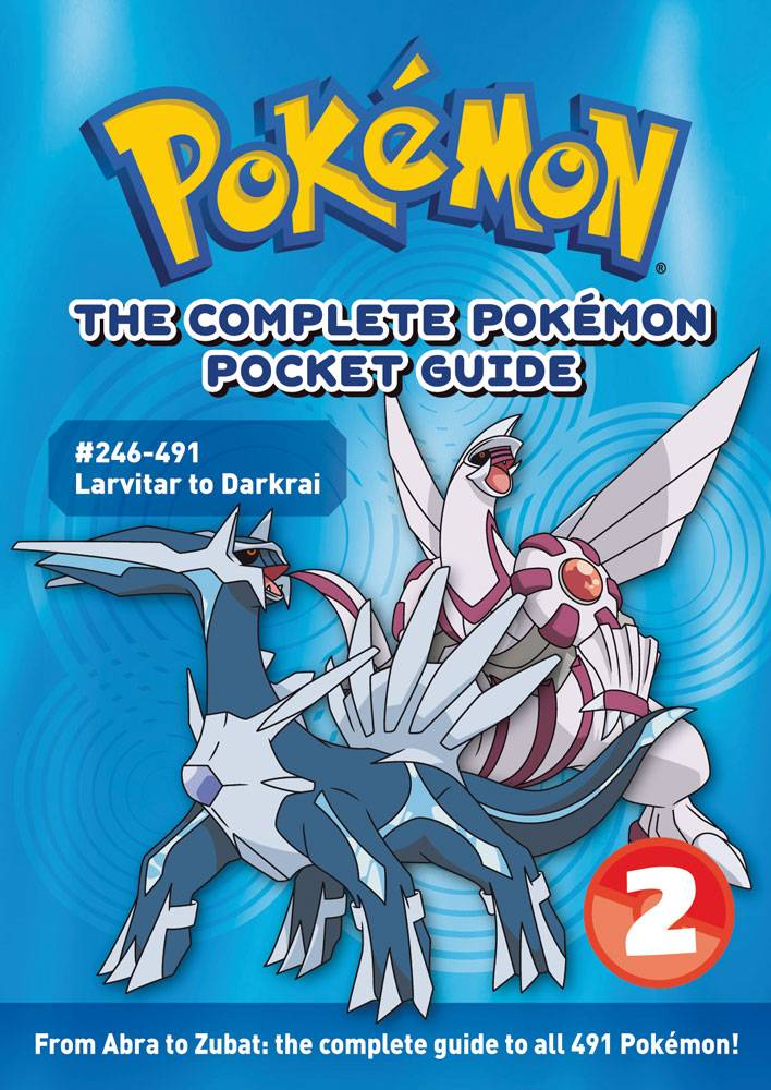 The Complete Pokemon Pocket Guide 2 (Paperback)