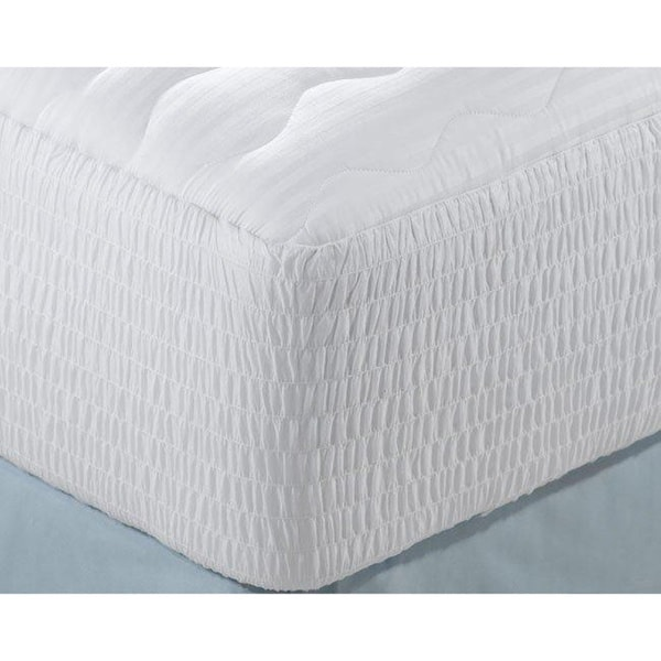 Beautyrest 500 Thread Count Supima Mattress Pad