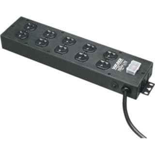 Tripp Lite Waber Power Strip 120V 5-15R 10 Outlet Metal 15' Cord 5-15|https://ak1.ostkcdn.com/images/products/3155402/Tripp-Lite-UL800CB-15-10-Outlet-120-V-AC-Power-Strip-P11277970.jpg?impolicy=medium