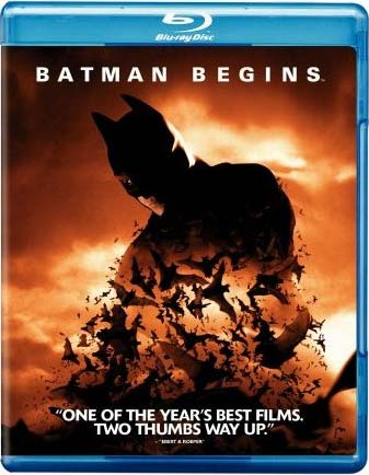 Batman Begins (Blu-ray Disc)