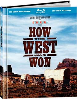 How The West Was Won: Special Edition DigiBook (Blu-ray Disc)