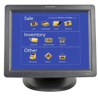 Planar PT1500MX Touchscreen LCD Monitor