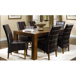 Astoria Edition Full Leather Chairs (Set of 2)