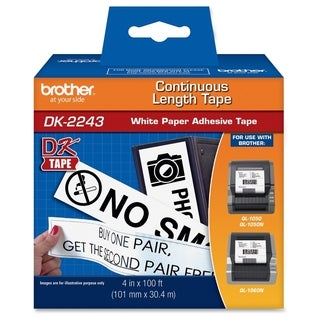 Brother DK2243 - Continuous Length Paper Labels