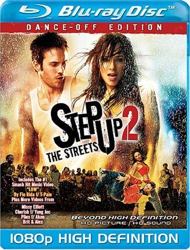 Step Up 2 (Blu-ray Disc)