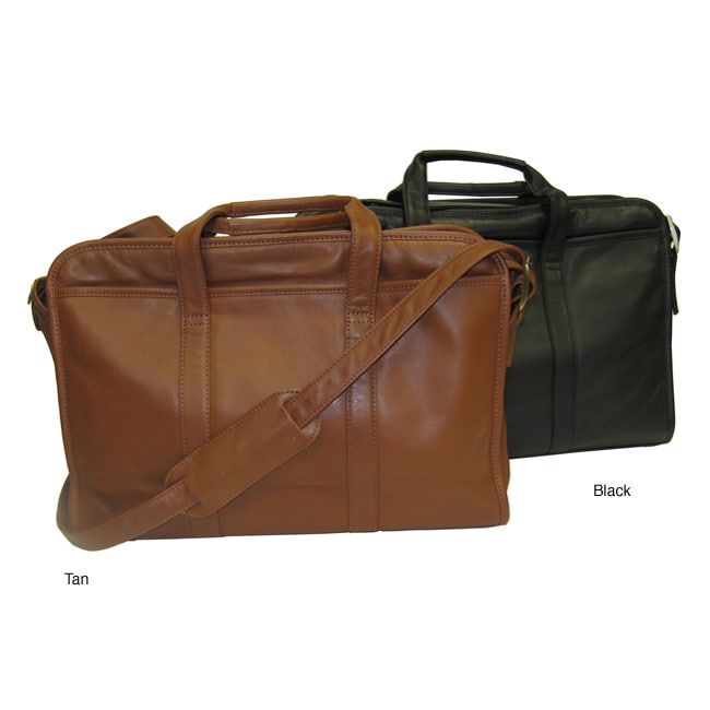 Royce Leather Executive Briefcase