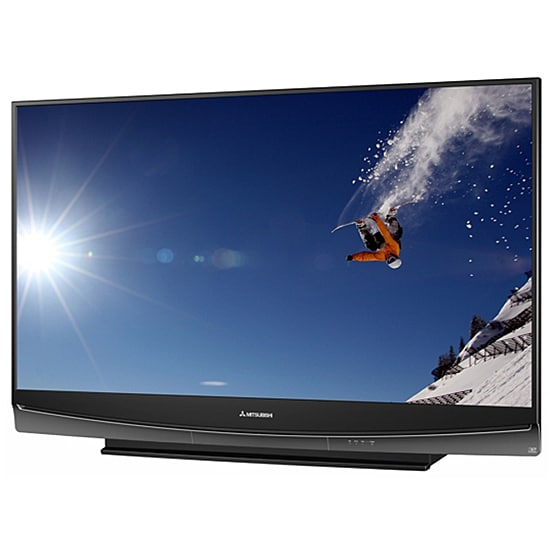 Mitsubishi WD65735 65 Inch DLP HD TV