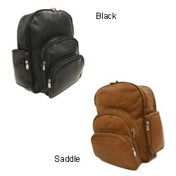 Piel Leather Expandable Backpack