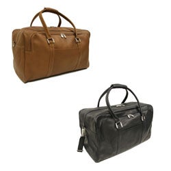 Piel Leather Carry-On Tote Bag - Thumbnail 2
