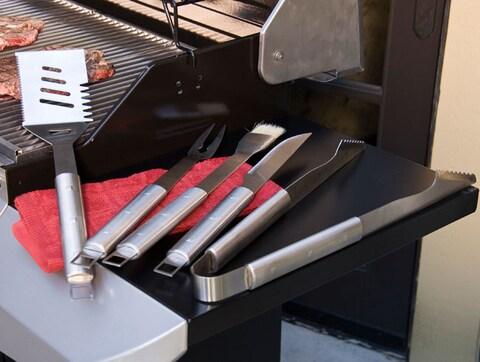 Cubo 6-piece BBQ Kitchen Tool Set