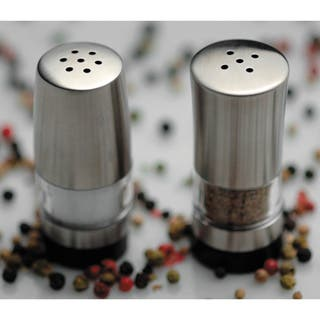 Gemini Mini Salt and Pepper Set