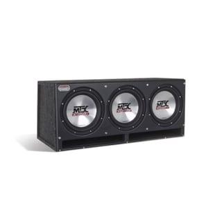 MTX Audio SLH-T5510X3-A 1800-watt Enclosed Car Subwoofer