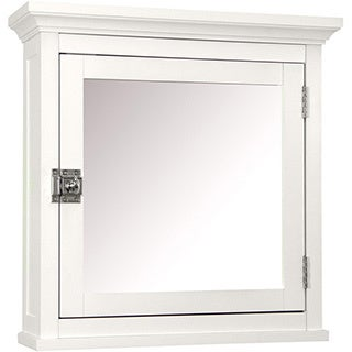 Classique 18-inch White Medicine Cabinet by Essential Home Furnishings