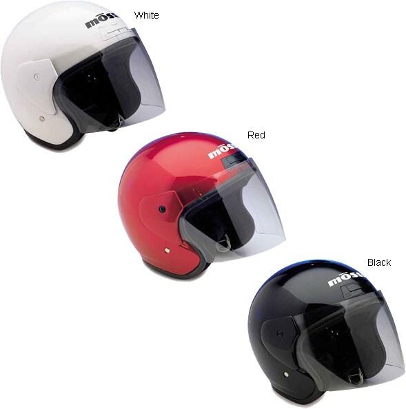Mossi Flip Shield Helmet
