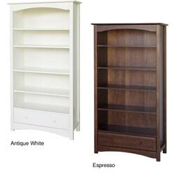 Shop DaVinci Bookcase In Antique White