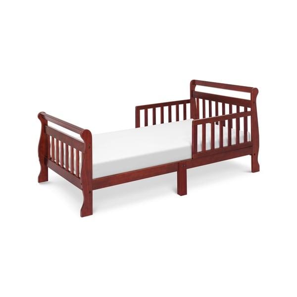 Shop Davinci Sleigh Toddler Bed Free Shipping Today