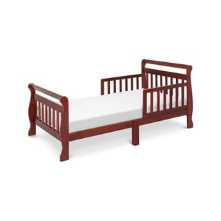 DaVinci Sleigh Low-profile Toddler Bed