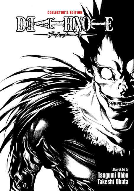 Death Note 1 (Hardcover)
