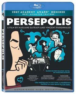 Persepolis (Blu-ray Disc)