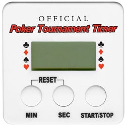 official poker
