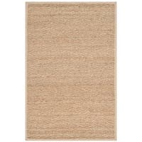 Safavieh Casual Natural Fiber Hand-Woven Sisal Natural / Beige Seagrass Rug (2' x 3')