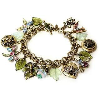 Sweet Romance 'Earthly Delights' Charm Bracelet