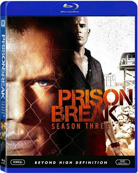 Prison Break: Season 3 (Blu-ray Disc)