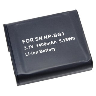 INSTEN Li-Ion Battery for Sony Cybershot
